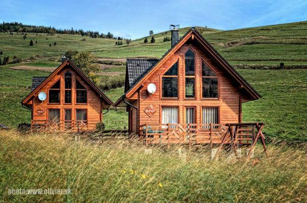 ubytovanie Ždiar Chaty Winter&Summer (Chata)