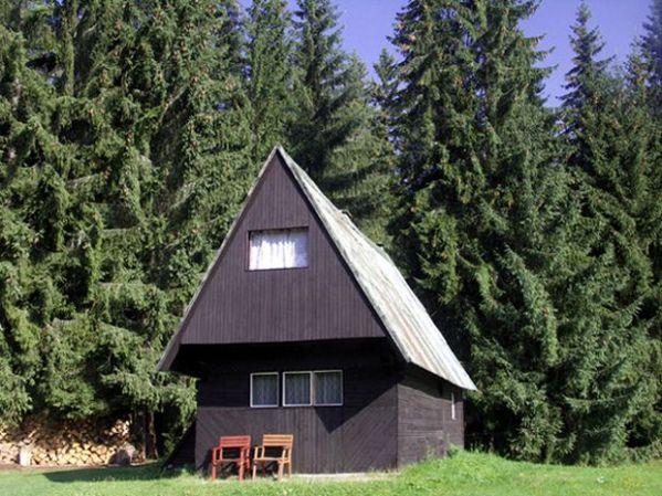 ubytovanie Litptovská Kokava chata poddlhá na samote (Chata)